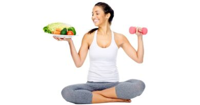Physical Exercise A Well balanced Diet Along with a Health Diet 840x440 1